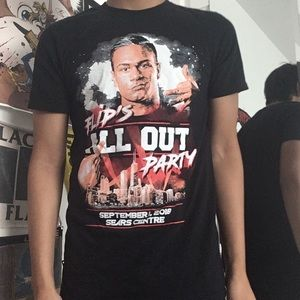 AEW Flip's All Out Party T-Shirt